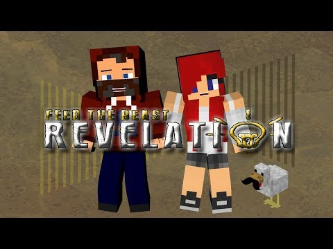 YOU STOLE IT FTB Revelations ep 10 w Modii101