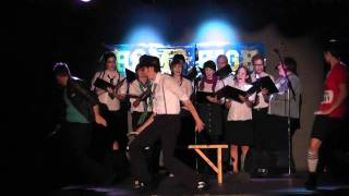 High School Confidential - Glee Club Drag King Performance