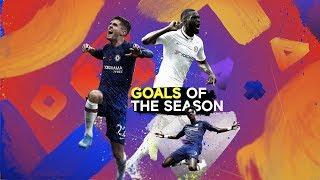 Pedro Scorpion Kick, Tomori Wonder Strike & More | Chelsea's Best Goals Of The Season So Far