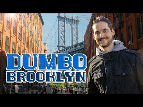 DUMBO, Brooklyn- 12 BEST Things To Do (NYC Travel Guide) !🗽