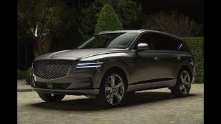 2021 Genesis GV80   Luxury Lar…