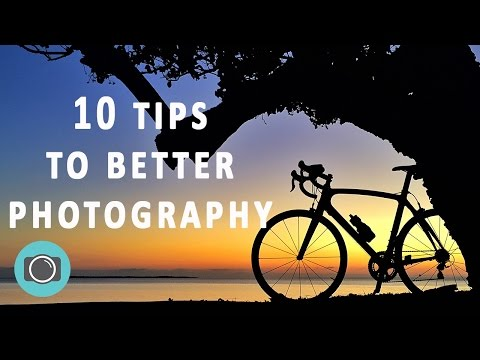 10 tips to better photography