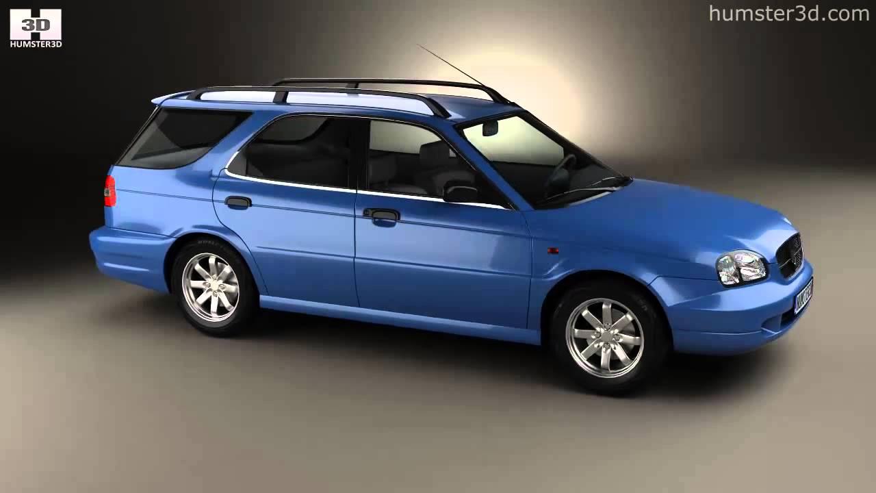 Suzuki Esteem Wagon