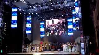 ballet folklorico de nicaragua xx festival zacatecas folclor internacional