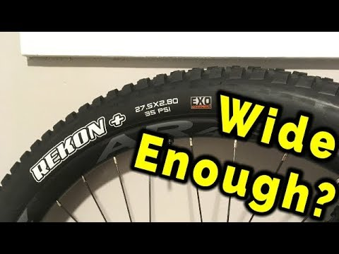 Maxxis Rekon 27 5x2 8 Plus Size Tire Weight And Review Youtube