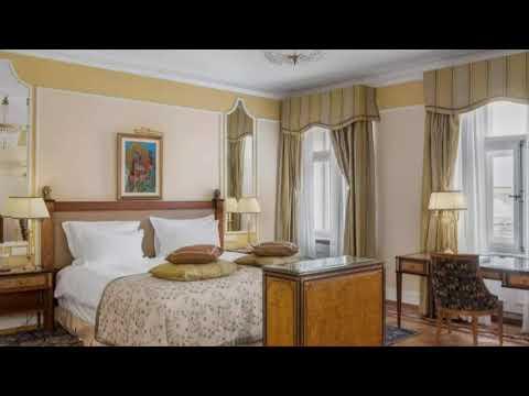 Belmond Grand Hotel Europe Saint Petersburg Russia Youtube