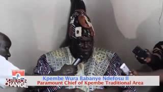 Kpembe Wura, Babanye Ndefosu II, predicts victory for Nana Akufo-Addo.
