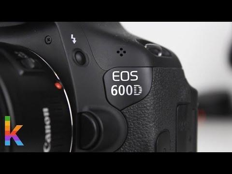 Canon EOS 600D Spiegelreflexkamera - Review | Deutsch/German