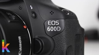 Canon EOS 600D Spiegelreflexkamera - Review | Deutsch/German