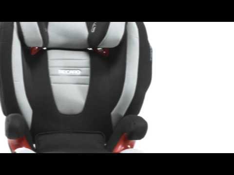 Детское автокресло RECARO Monza Nova 2 SEATFIX - описание и спецификация.