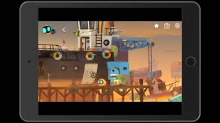 Игра Abi: A Robot's Tale для iOS и Android - прохождение
