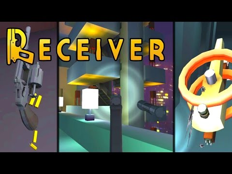 OUT OF BULLETS! RELOAD! DRONE TAZER! | Let's Play Receiver and Freak Out