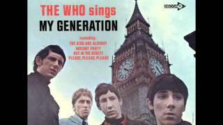 The Who My Generation Instrumental Super Sound