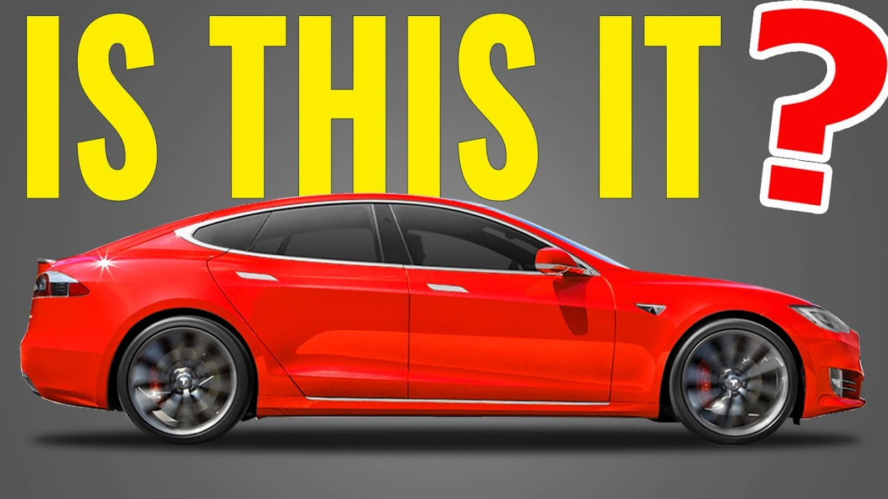 Electric Cars NOT Made by TESLA You Can Buy TODAY - YouTube