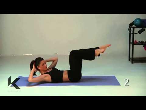 Flat stomach – Ab Sculptor Callentics & Pilates exercise