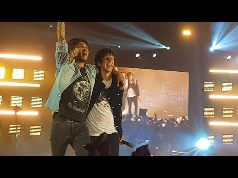 Ermal Meta e Giuseppe, Fabrizio Moro | Non Mi Avete Fatto Niente @Forum Assago 28/04/2018 HD