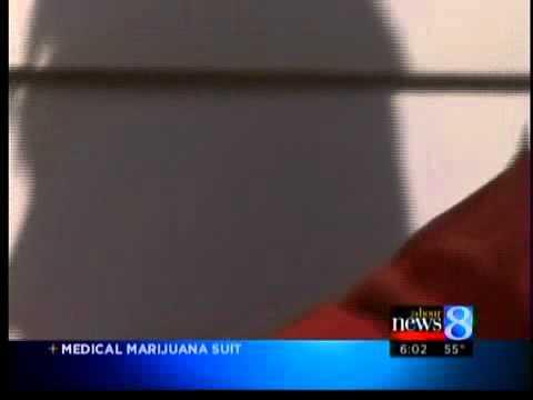 Wyoming sued over medical marijuana law