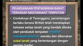 iTTV SPM Form 5 Sejarah Topik: 2 Perjuangan Pemimpin Tempatan Menentang British -Tips