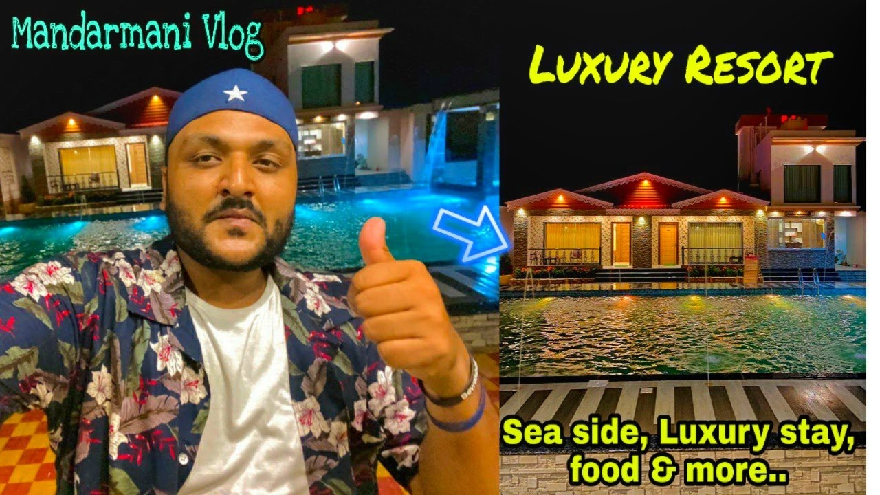A Day in Luxury Resort || Luxury Stay, Food & more.. || Mandarmani Digha After unlock1 || Road trip