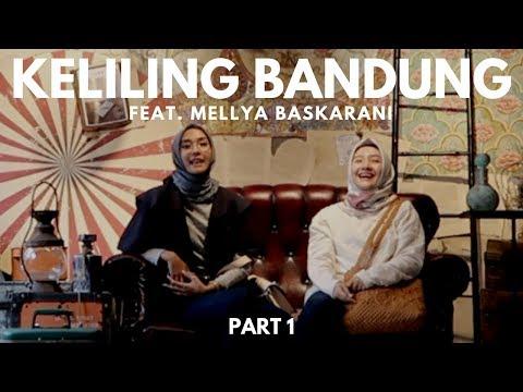 MAIN KE CHINATOWN BANDUNG | Feat. Mellya Baskarani // Carimichan