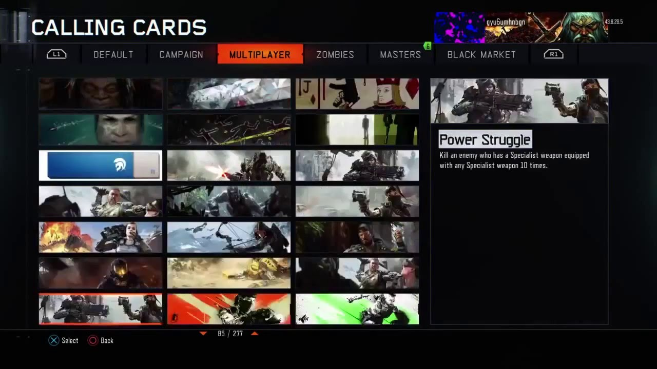 Black Ops 3 MODDED ACCOUNT PROOF BO3 MODS Xbox One Xbox ...Video Games Xbox 360 Bo3