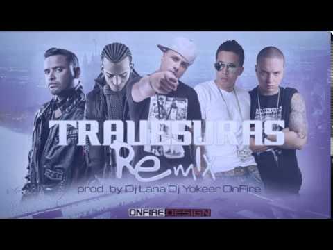 Travesuras Remix - Nicky Jam Ft Varios - Dembow Remix By. Dj Lana Ft Dj Yokeer