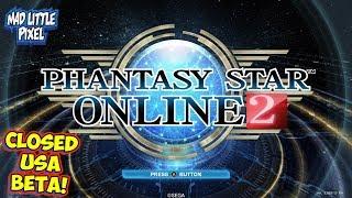 phantasy Star Online 2 - Стрим