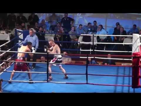 Kyron Dryden vs Dankamon Pakdee Gym WBA Asia Pacific Regional Title