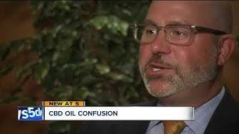 Controversy grows over sale of CBD oil in Ohio