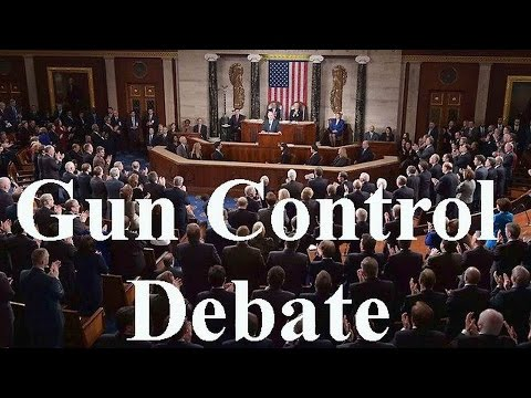 the gun control debate in the us We've found 12 worthwhile gun control articles from online publications that illustrate both sides of the debate.