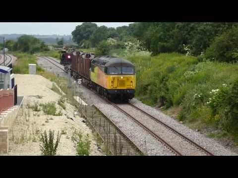 Honeybourne Railway Station 1 July 2013