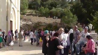 Горненский женский монастырь.Иерусалим.(, 2016-05-01T14:52:14.000Z)
