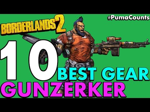 Top 10 Best Guns, Weapons and Gear for Salvador the
