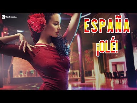 ESPAÑA ¡OLE! Pasodoble Clásico Español, Copla, Instrumental, Spain Is Different, ¡Que Viva España!