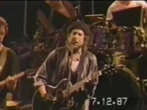 Wicked Messenger - Dylan & The Dead - 7-12-1987 Giants Stadium, NY (set3-8)