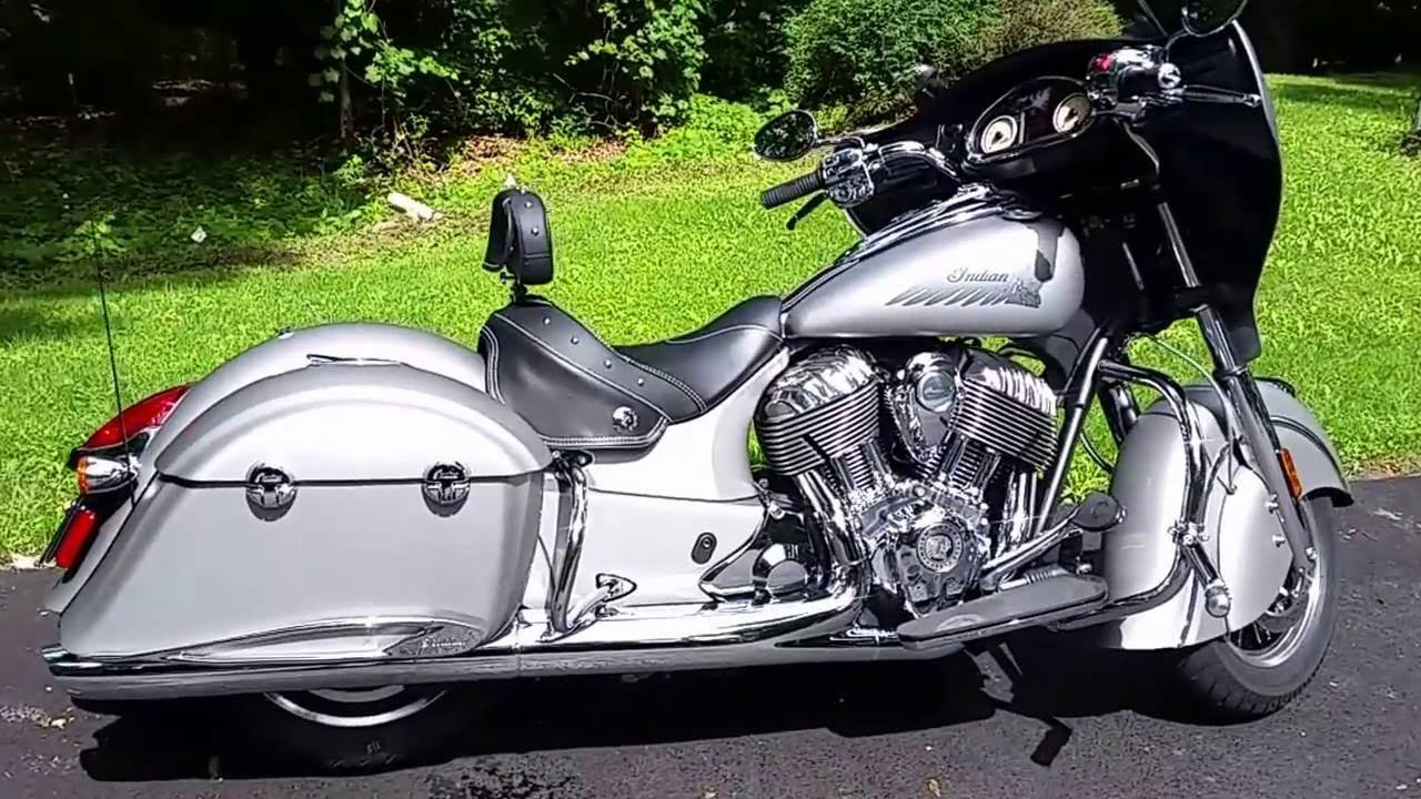 The Changes I Made On My 2016 Indian Chieftain