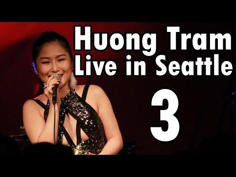 Hương Tràm Live in Seattle - LK Tìm Lại Giấc Mơ, Yêu Dại Khờ, Em Mong Chờ Anh