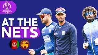AFG v SL - At The Nets | ICC Cricket World Cup 2019