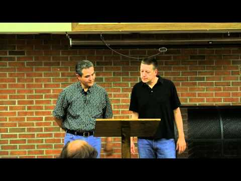 Peter and Jay Talk About UFO's and Consciousness - 05/07/2012