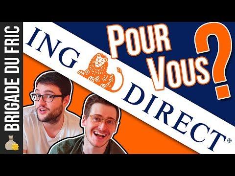 ING Direct avis - Banque en Ligne