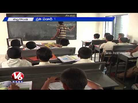 Sarvail Residential School provides better education for rural students - Nalgonda(27-06-2015)