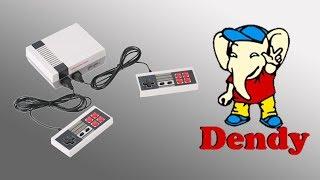 Игровая приставка DENDY (NES). Вспомни молодость!