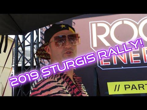 2019 Sturgis Motorcycle Rally - Main Street Tour