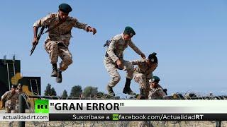Comandante iraní: