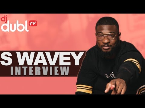 S Wavey Interview - Signed to a major label,when Grizzy is coming home & Recording with Tory Lanez,