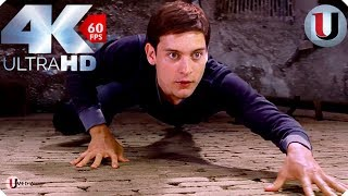 Spider Man 2002 - Peter Parker Go Web Go Scene - New Power MOVIE CLIP (4K HD)