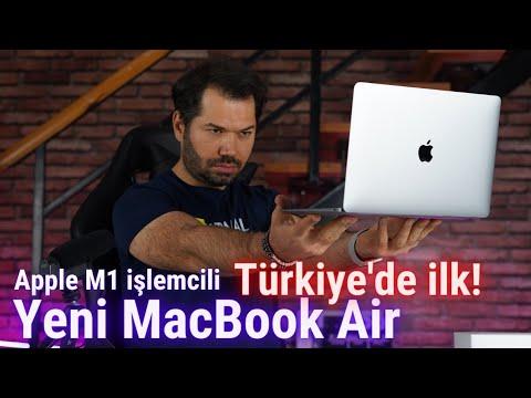 MacBook Air M1 Kutu Açılışı ❤️ | DEFNE'S LIFEZONE