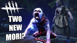 THE TWINS HAVE 2 MORI! | Dead By Daylight A Binding Of Kin DLC