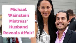 Michael Wainstein Mistress' Husband Reveals Affair Details!