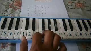 GUNDUL-GUNDUL PACUL || Pianika